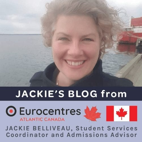 Get to know me – Jackie, Student Services Coordinator and Admissions Advisor